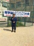 グラウンドゴルフ大会→水防訓練