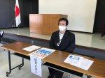 自民党愛知県連 総裁選開票始まる!